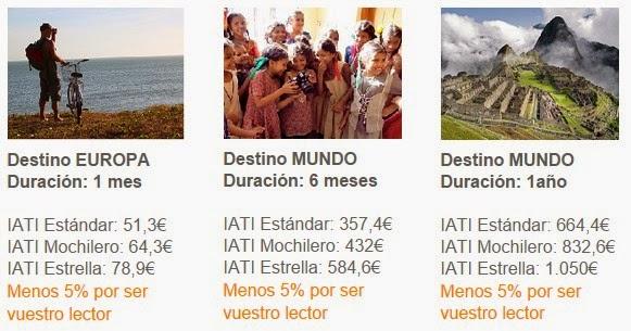 5%_descuento_iati_seguros. ViajerosAlBlog.com