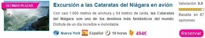 Civitatis_ExcursionCataratasNiagara. ViajerosAlBlog.com