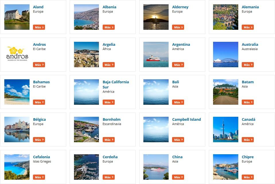 DirectFerries_Destinos1. ViajerosAlBlog.com