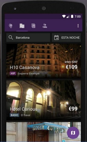 HotelTonight_Hoteles. ViajerosAlBlog.com