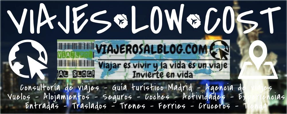 Viajes Low Cost; viaja con ViajerosAlBlog
