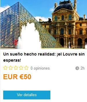 Weplann_LouvreSinEsperas. ViajerosAlBlog.com