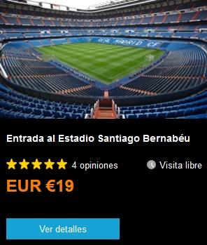 Weplann_SantiagoBernabeu. ViajerosAlBlog.com