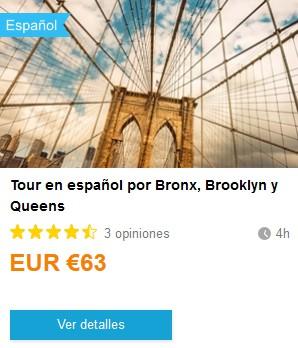 Weplann_TourBronxBrooklynQueens. ViajerosAlBlog.com