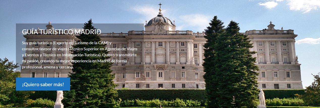 Guía turismo Madrid